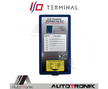 IO terminal interface Multisim seul