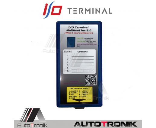 IO terminal interface seul