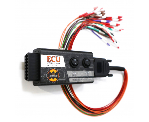 Ecu connector