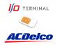 Option IO terminal ecu opel AC delco