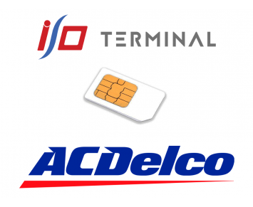 Option IO terminal ecu opel AC delco