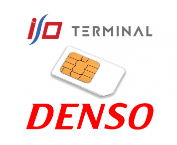 Option IO terminal denso