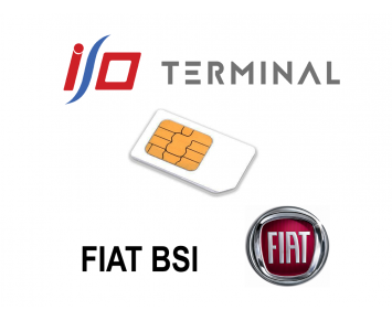 Option IO terminal BSI Fiat