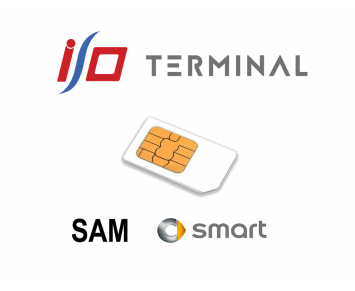 Option IO terminal SAM SMART