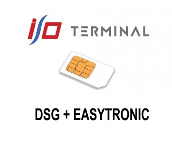 Option IO terminal easytronic