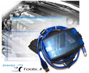 Renault ecu tool
