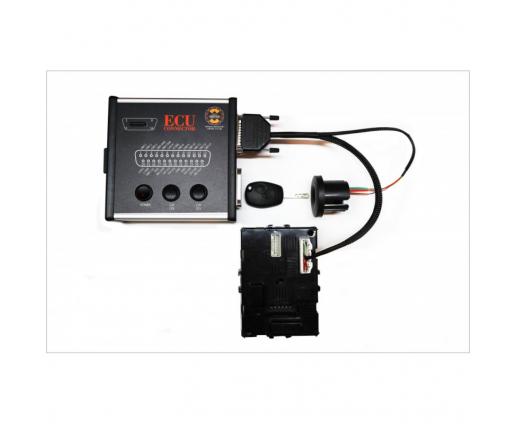 Cable clio IV bench pour ecu connector