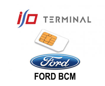 Option IO terminal BCM FORD