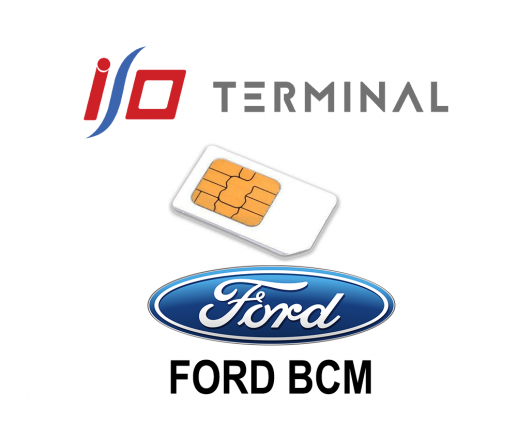Option IO terminal BCM FORD
