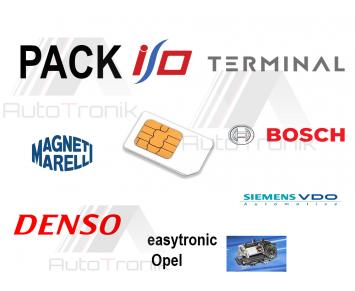 SMALL PACKAGE ECU & GEARBOX (Siemens , Bosch , Denso , Marelli + Easytronic & Vag Dsg )
