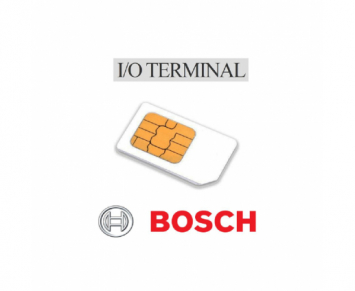 Option IO terminal bosch