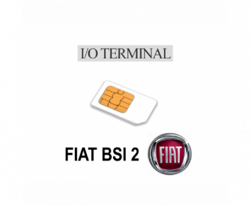 Option IO terminal fiat BSI2
