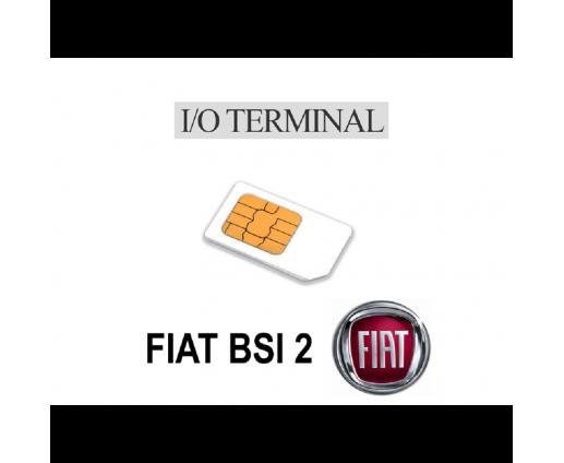 Option IO terminal fiat BSI2