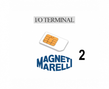 Option IO terminal magneti marelli 2